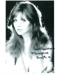 Madeline Smith Hammer Horror Star Vampire Lovers #a